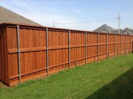 Wood Fence Sealer Company Sealant Specialists Stain And Seal Company Dfw Dallas