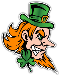 2 99 Evil Angry Leprechaun Ireland Irish Funny Car Bumper Vinyl Sticker Decal 4 X5 Ebay Collectibles Irish Funny Leprechaun Skull Wallpaper