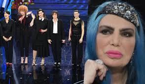 Sanremo 2020, Loredana Bertè polemica