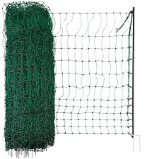 Poultry Netting 50 M Double Prong Chicken Fence