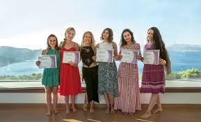 200 hour vinyasa aerial yoga teacher