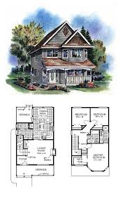 victorian style house plan 98856 with 3