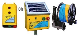 Thunderbird Horse Fence Kit Shorse Kit Solar Version Electric Fence Australia
