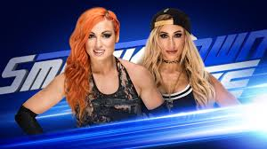 becky lynch and carmella e to s