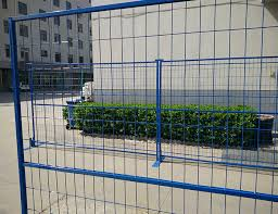 Canada Temporary Fence Temporary Fence Panel Temporary Construction Fencing Factory