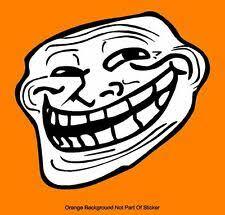 You Mad Bro Internet Troll Face Trolling Car Bumper Vinyl Sticker Decal 6 X3 For Sale Online Ebay