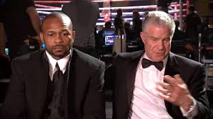 Southpaw: Roy Jones Jr & Jim Lample Behind the Scenes Movie ...