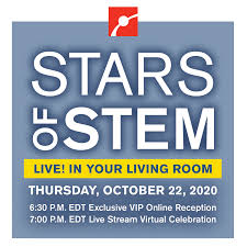 Virtual Stars of STEM Celebration 2020