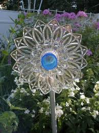 recycled garden art please add yours