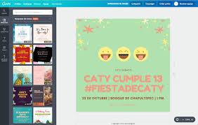 Crea Tus Invitaciones De Emojis Online Gratis Canva