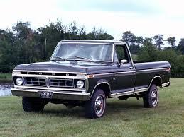 1976 ford f 150 ranger 4x4 pickup