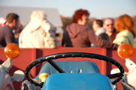 Take A Haunted Hayride At The Winnebago County Fairgrounds