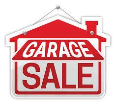 """Résultat de recherche d'images pour """"garage sale"""""""