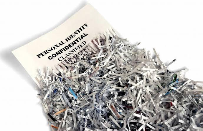 confidential document disposal
