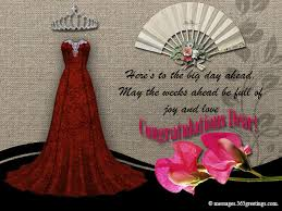 bridal shower wishes greetings com