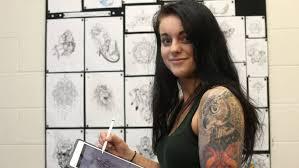 Young artists making their mark on Blenheim's tattoo scene | Stuff ...