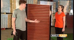 Easy Screen Slats Youtube