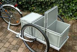 mount wheels onto a cargo trailer