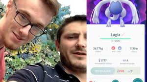 POKEMON GO RAID LEGENDAIRE LUGIA #2 - YouTube