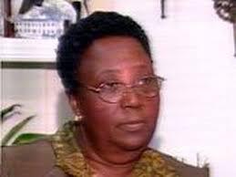 Community Spirit--Dr. Priscilla Thomas