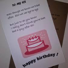 happy birthday ex boyfriend wishes wishesgreeting