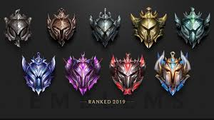 all 9 new ranked icons for season 9