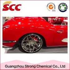 china 2k solid color metallic auto