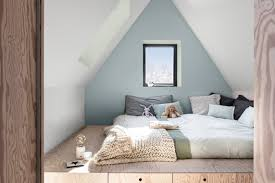 shades of blue for calming rooms