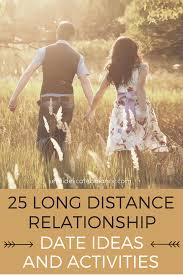 long distance relationship date ideas and activities