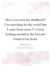 lost childhood quotes sayings lost childhood picture quotes