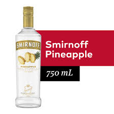 smirnoff pineapple 70 proof vodka