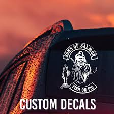 Custom Stickers Custom Decals Wall Decals Vinyl Disorder