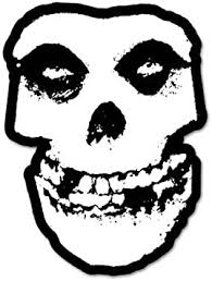 Amazon Com Misfits Skull Danzig Vynil Car Sticker Decal Select Size Arts Crafts Sewing
