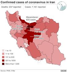 Coronavirus: Iran reports leap in death ...
