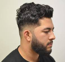 the 45 best curly hairstyles for men