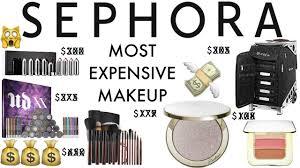 most expensive makeup at sephora
