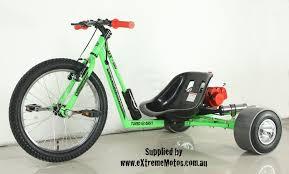 motorised drift trike petrol powered
