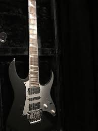 Ibanez RG-350EX With TKL Hard Shell Case   Aaron Graley   Reverb