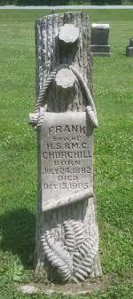 Frank Churchill (1882-1905) - Find A Grave Memorial
