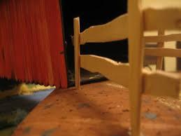 Make A Diorama With Craft Sticks