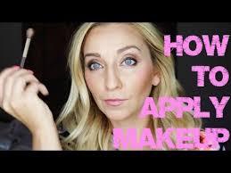 beginner makeup tutorial