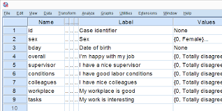 spss multiple regression ysis in 6