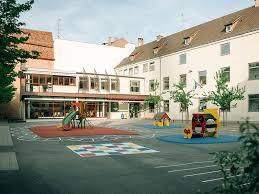 patios y entornos escolares una