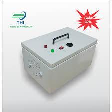 Máy khử mùi Ozone xách tay THL H60M
