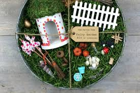 ideas for making a summer fairy garden