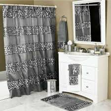hotel fabric shower curtain liner with
