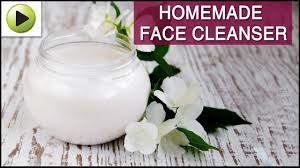 diy face cleanser you