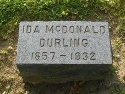 Ida McDonald Durling (1857-1932) - Find A Grave Memorial