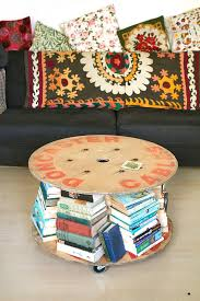 wooden cable spool tables diy projects