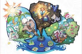Pokémon Sun and Moon's leaked new Pokémon, reviewed - Polygon